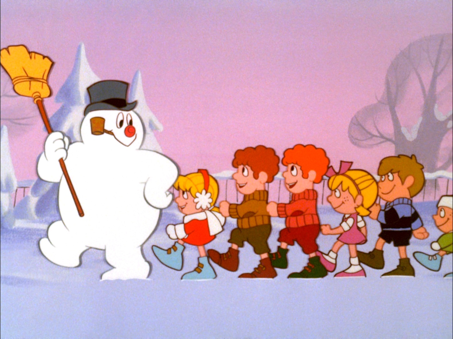 Frosty the Snowman Day: Monday, December 11
