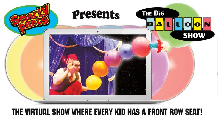 Virtual Big Balloon Show